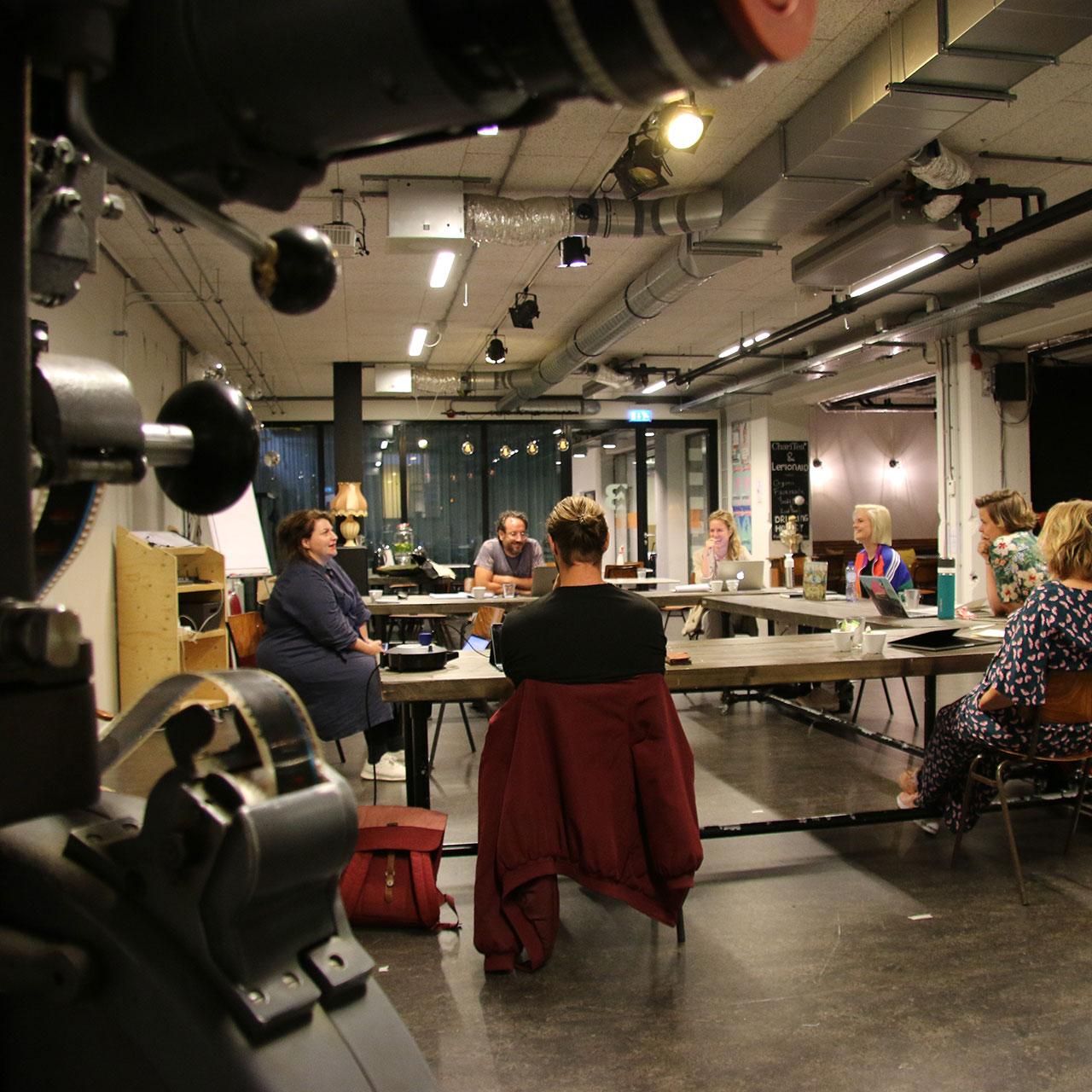 writers room fictie documentaire